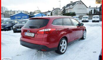 Ford Focus 2.0 TDCI , Kombi, Nowy Model, Sprowadzony, Moc : 190 PS , I-Właściciel, Rok Gwarancji full