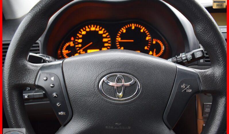 Toyota Avensis 2.0 D 4D, Klimatronik, Opłacony, Zarejestrowany, Rok Gwarancji full