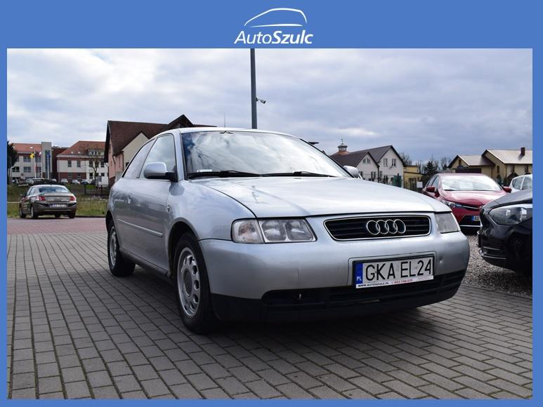 Audi A3 1.9 TDI, 3-drzwi, Zarejestrowany, Szyberdach, Prosty i tani w utrzymaniu, na dojazdy do pracy