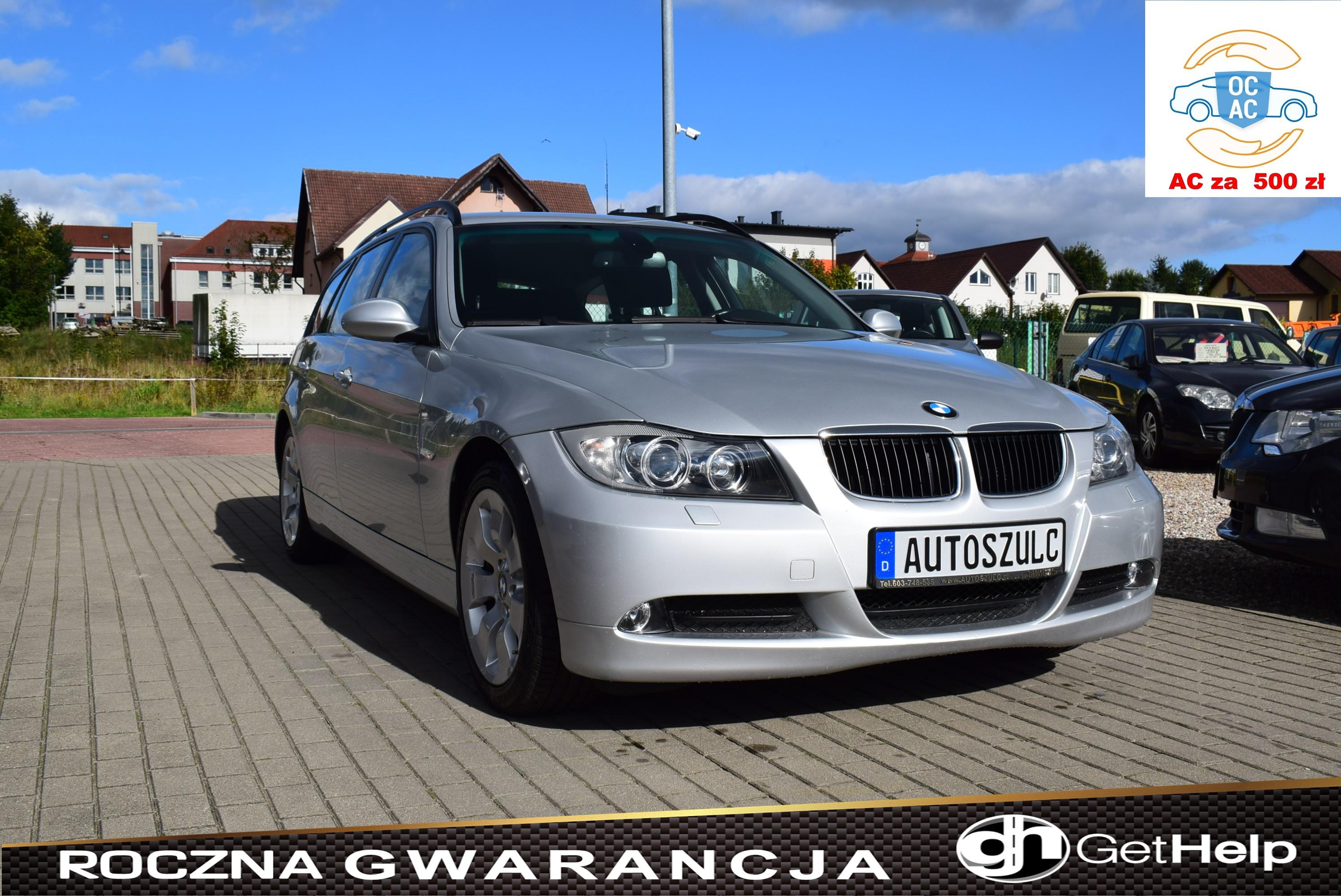 BMW 318i E91, 2.0 Benzyna, Kombi, Model : 2007, Sprowadzony, Zadbany, Rok Gwarancji